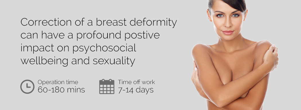 breast asymmetry surgery